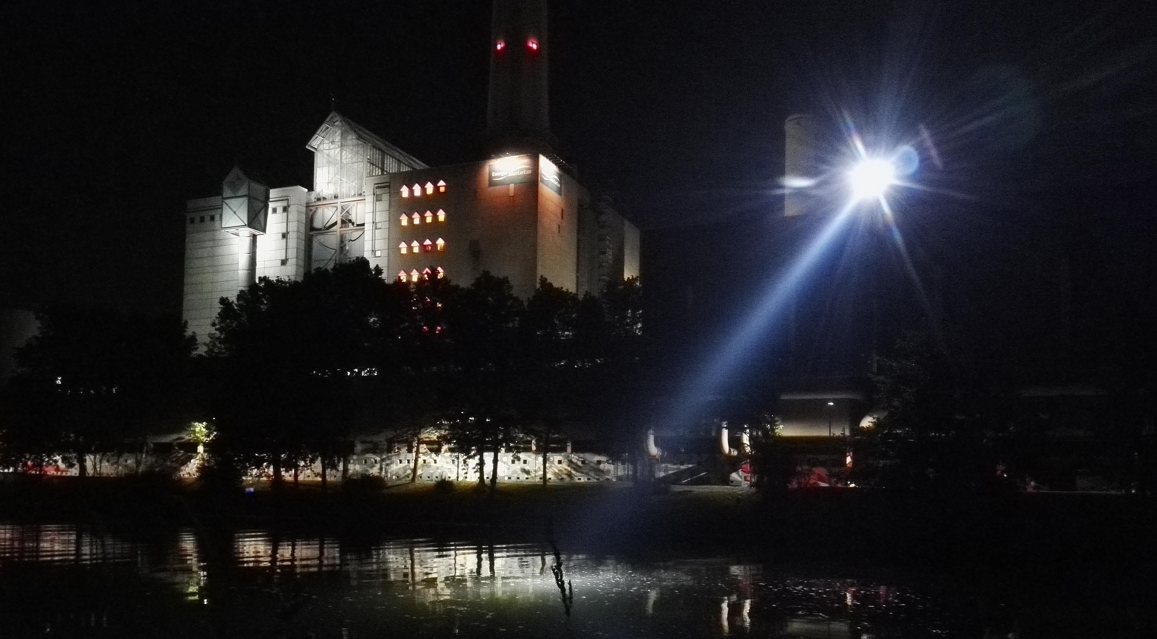 Heizkraftwerk, Saarbrücken